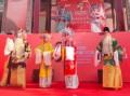 小区物业和秦腔自乐班联合举办庆祝中国共产党成立100周年文艺汇演