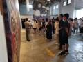 西安思源学院城市建设学院学生来华州皮影文化园研学
