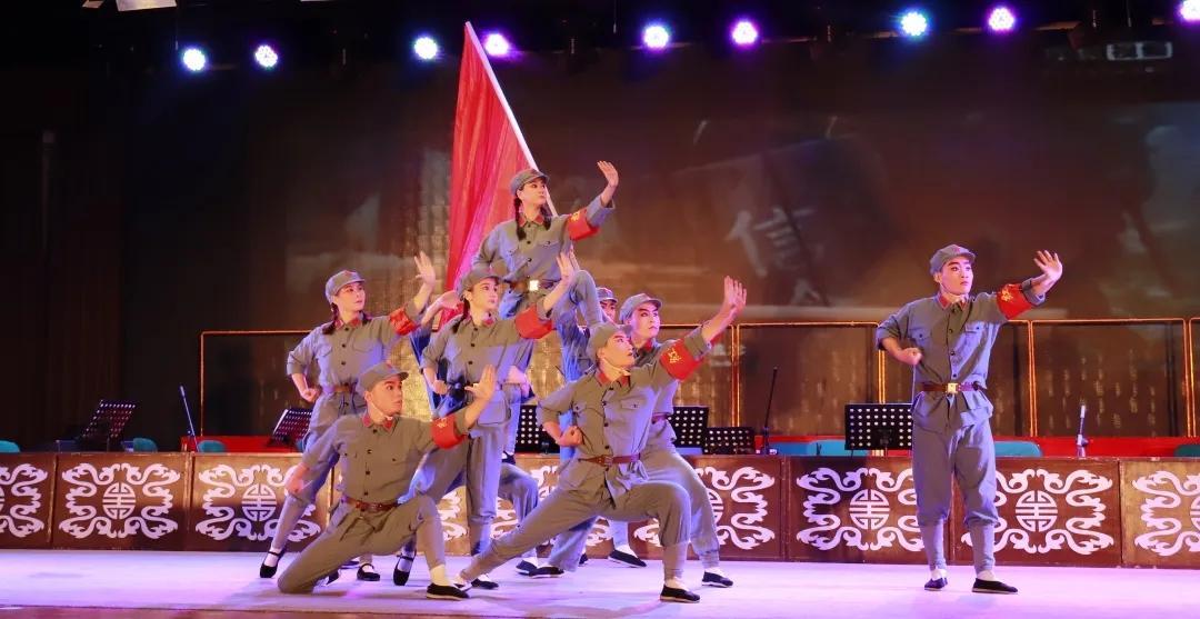 陕西省京剧院有限公司喜迎中国共产党成立100周年红色经典演唱会