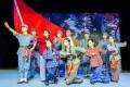 望江县黄梅戏剧团创排的《特殊情报》入选安徽省第九届优秀小戏展演