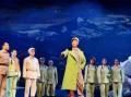 祝贺!兵团大型现代豫剧《大漠胡杨》亮相首都舞台