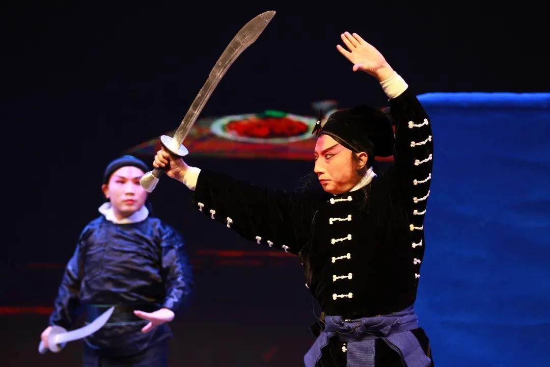 江西省第四届优秀青年<a href='http://www.xijucn.com/'><u>戏曲</u></a>演员展演