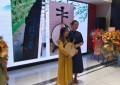 天津京剧院月琴演奏家刘训毅喜收新徒