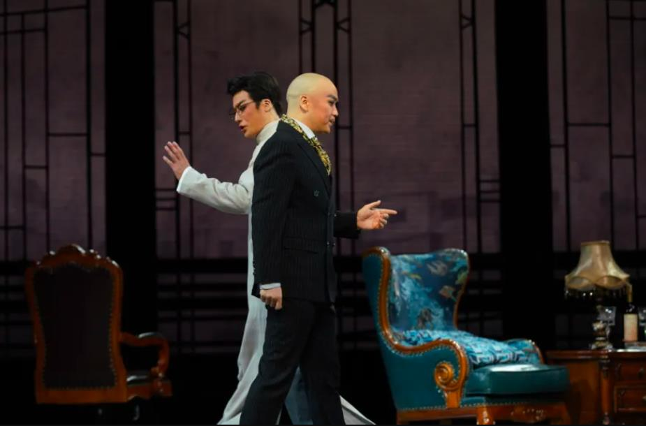 上海京剧院《红色特工》
