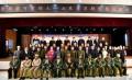 山东省京剧院走进沂蒙老区举办红色经典京剧演唱会慰问革命老功勋